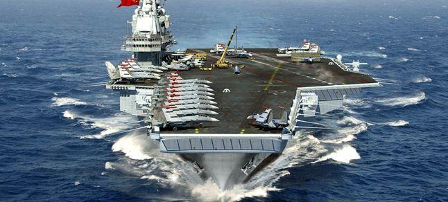 Varyag, Çin'in ilk uçak gemisi oldu   Air News Times